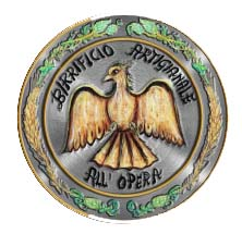 logo birrificio all'opera